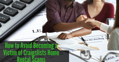 How to Avoid Becoming a Victim of Craigslists Home Rental Scams